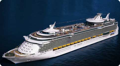 Royal Caribbean Cruise 'Adventure of the Seas' - Klooster Reizen Reisburo BV